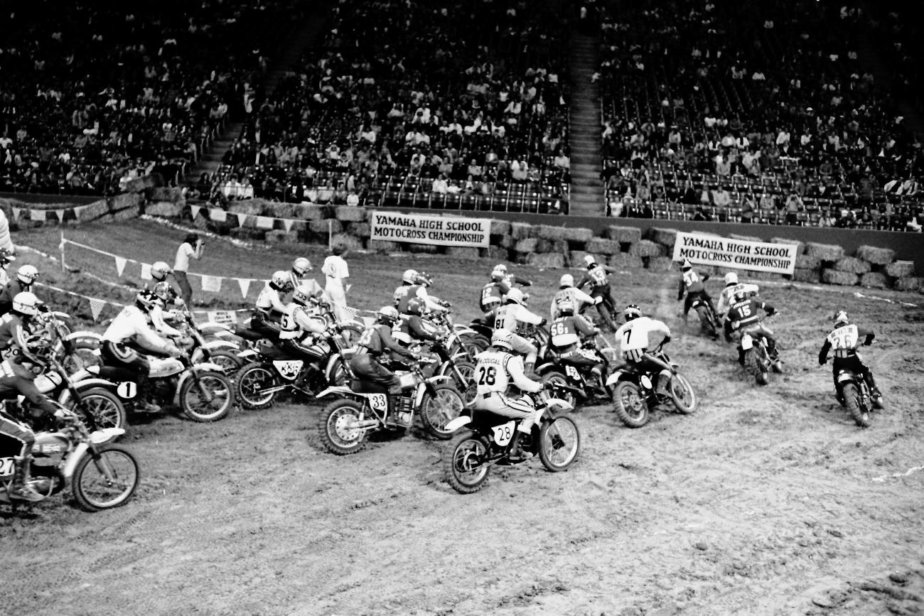 40 Years of Supercross: 1975