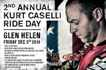 Kurt Caselli Ride Day