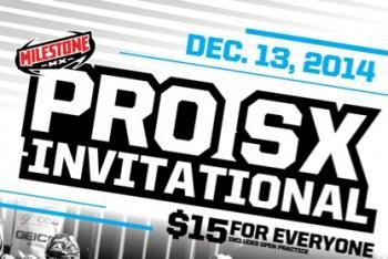 Milestone Pro SX Invitational