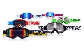 O'Neal Releases 2015 Goggle Line