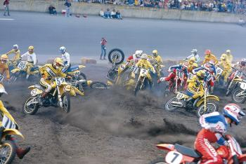 40 Years of Supercross: 1981