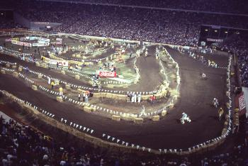 40 Years of Supercross: 1982