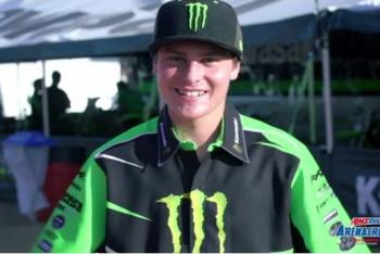 Road to Supercross: Darian Sanayei