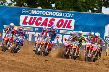 Pro Motocross Partners with WPS and FLY Racing