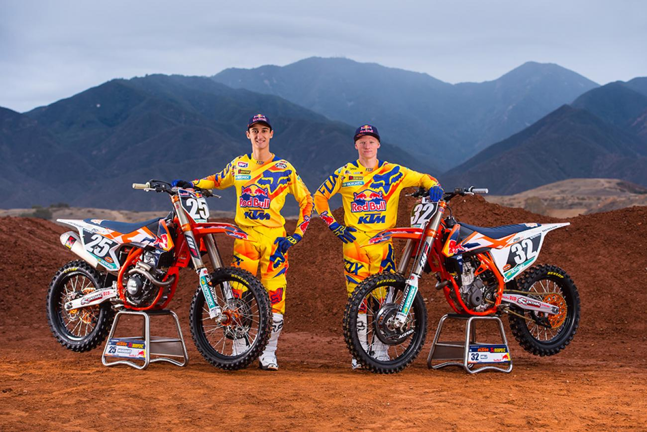 Fox Head Inc, Red Bull KTM Agree to Deal