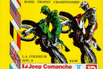 40 Years of Supercross: 1985