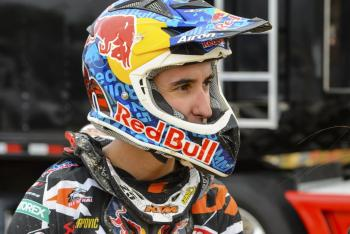 Marvin Musquin Crowned King of Geneva