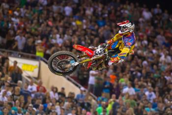 Which Honda rider will have the best 450SX season?