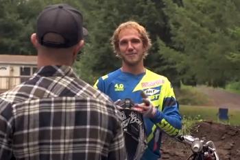 MOTO 6 Behind The Scenes: Brett Cue Segment