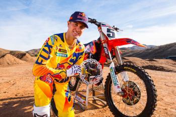 Moto-Master, Red Bull KTM Extend Partnership