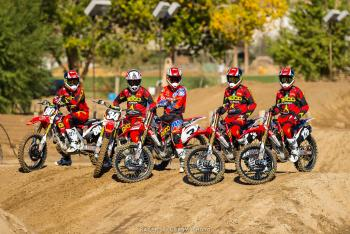 GEICO Honda Team Gallery
