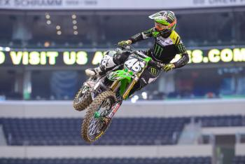 Adam Cianciarulo Out for 2015 Supercross Season