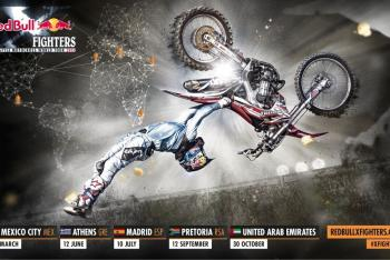 Red Bull X-Fighters 2015 Schedule Announced
