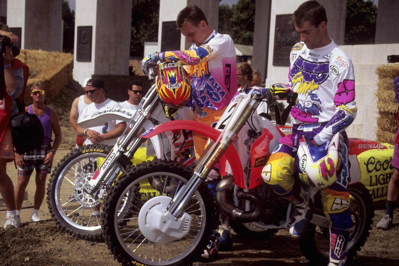 40 Years Of Supercross 1992 Racer X Online