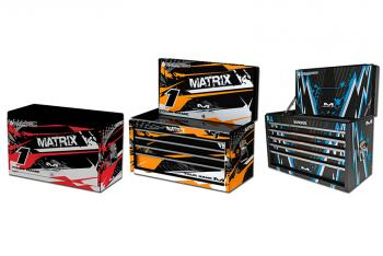 Matrix Concepts Factory Tool Boxes