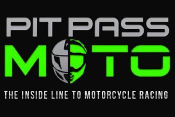 Weimer, Alex Martin, Genova on Pit Pass Moto