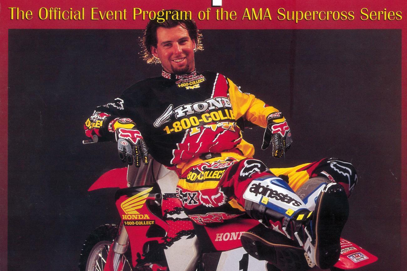 40 Years of Supercross: 1996
