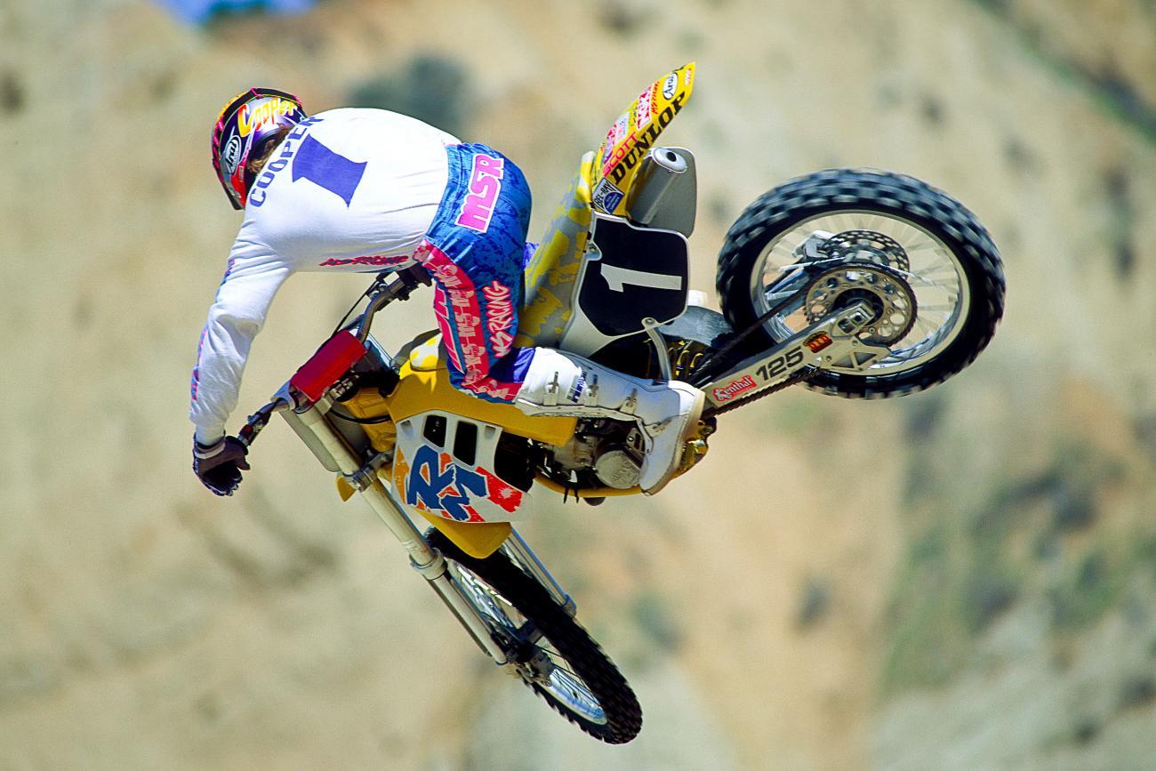 Between the Motos: Guy Cooper