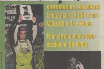 40 Years of Supercross: 1997