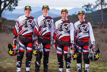 Husqvarna Announces 2015 Off-Road Team