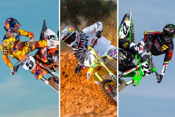 Racer X Films: SX Preview Show: The Veterans