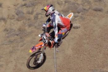 Behind the Scenes: Red Bull KTM Photo Shoot