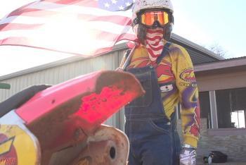 Ronnie Mac Takes On Travis Pastrana