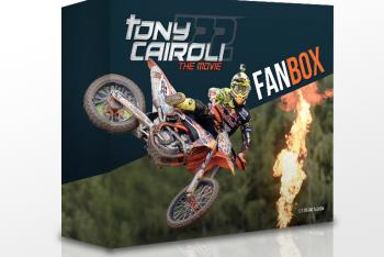 Tony Cairoli the Movie Released on DVD and Blu-Ray