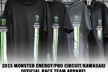 Pro Circuit Team Apparel Now Available