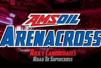 2015 Amsoil Arenacross TV Schedule Announced