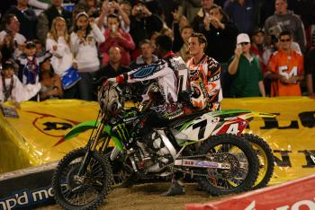40 Years of Supercross: 2007
