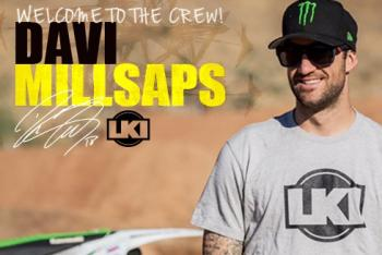 LKI, Davi Millsaps Agree to Deal
