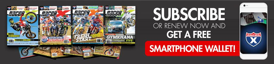 Subscribe to Racer X Illustrated