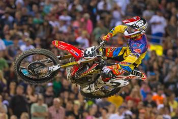 Toyota Extends Sponsorship with Monster Energy Supercross