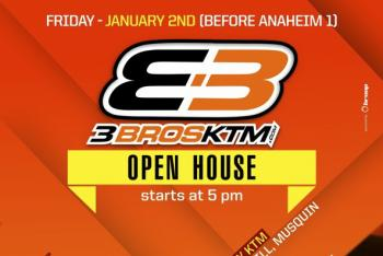 Three  Brothers Racing Open House