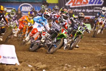 40 Years of Supercross: 2012