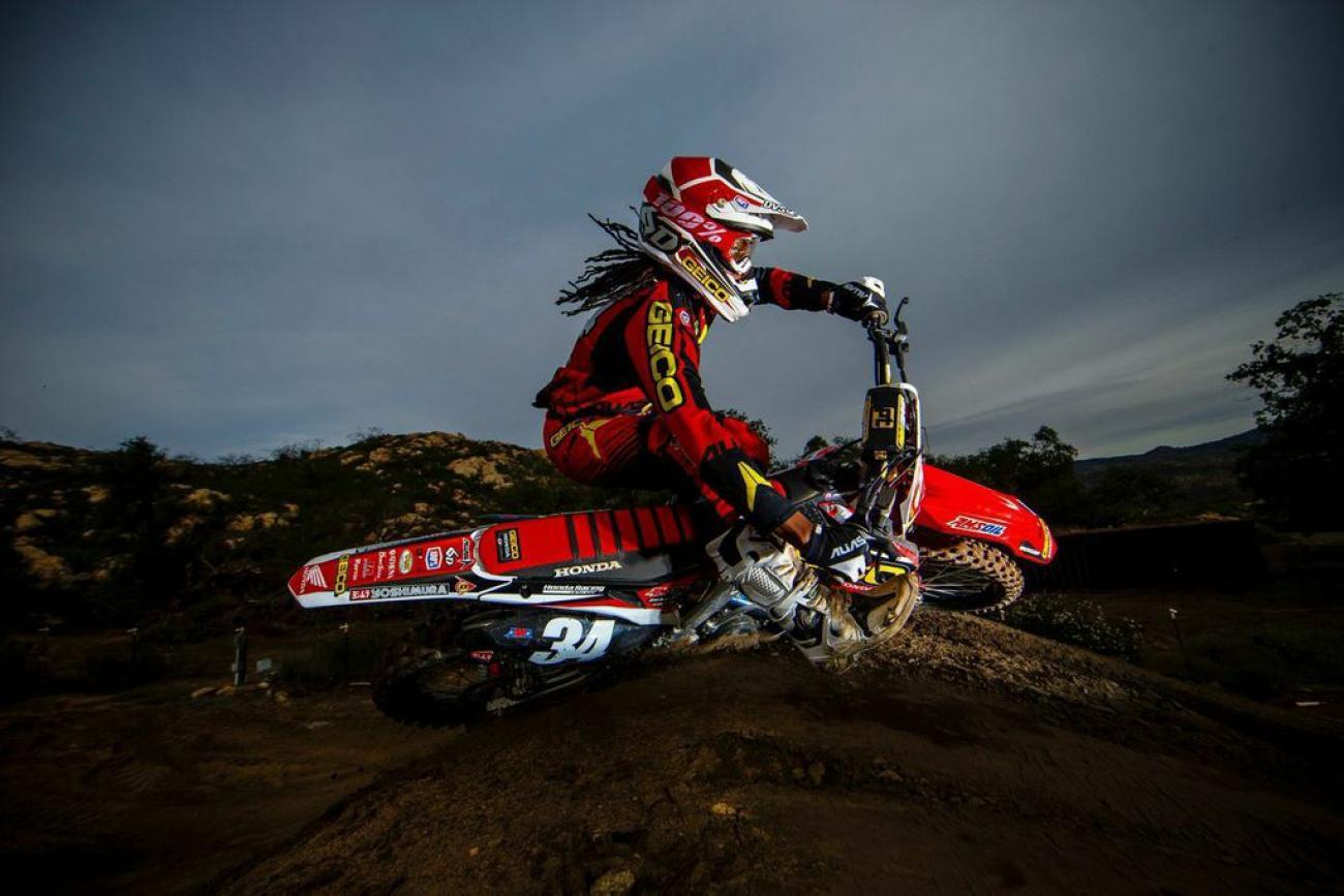 Racer X Films: 100% Intro