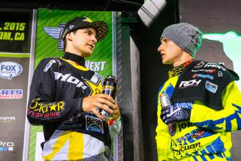 Monday Conversation: Roczen and Anderson