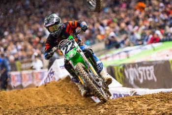 Chad Reed won A2 last year; how will he finish this year?