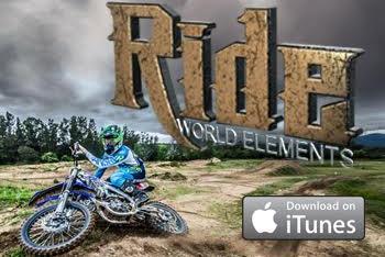 RIDE World Elements the Movie Trailer