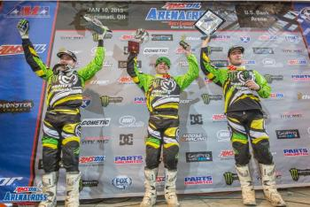 Arenacross Heads to Grand Rapids This Weekend