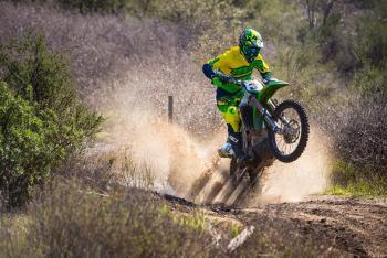 Baja Champ Bell Returns to MSR