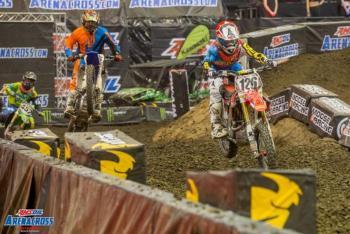 GEICO Honda's Jordon Smith Talks Arenacross