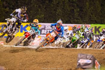 Race Day Feed: Anaheim 2