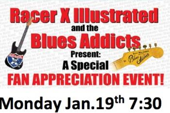 Racer X Party Tonight in Boise