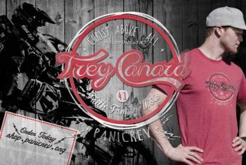 Trey Canard Charity Tee