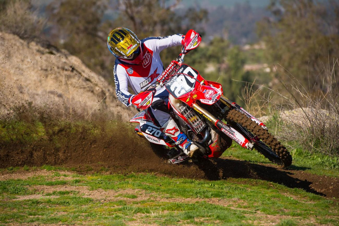 Racer X Films: CRF250R Off Road