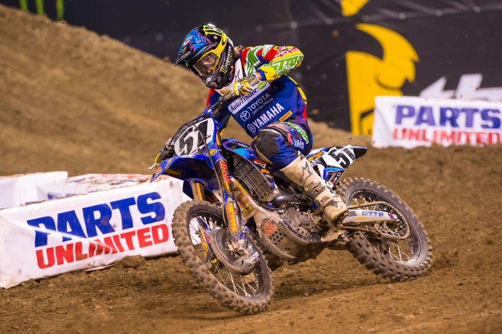 Barcia proved there's nothing to worry about.Photo: Simon Cudby