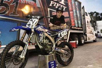 Jake Canada Returning to 51FIFTY Yamaha