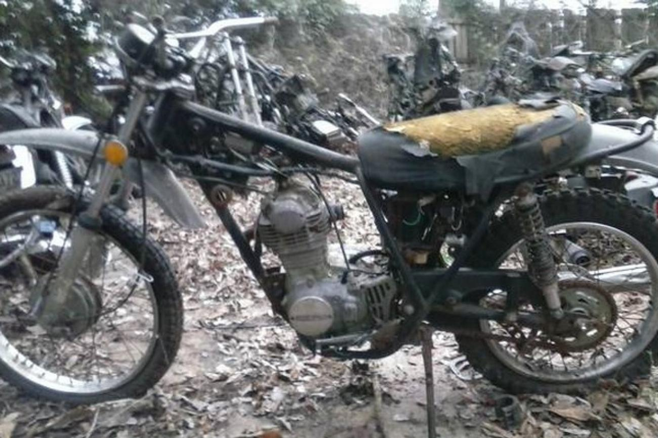 Cool as Hell: Junk Bikes